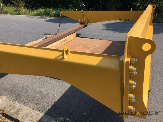 Tailgate 227-4057B fits CAT 740 Articulated Truck