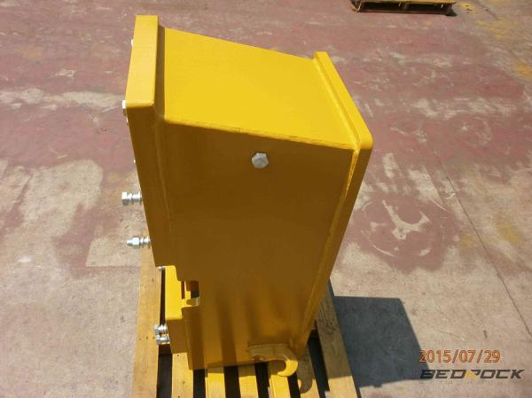 HW Attachments Push Block fits CAT 12M 140M 160M Motor Grader
