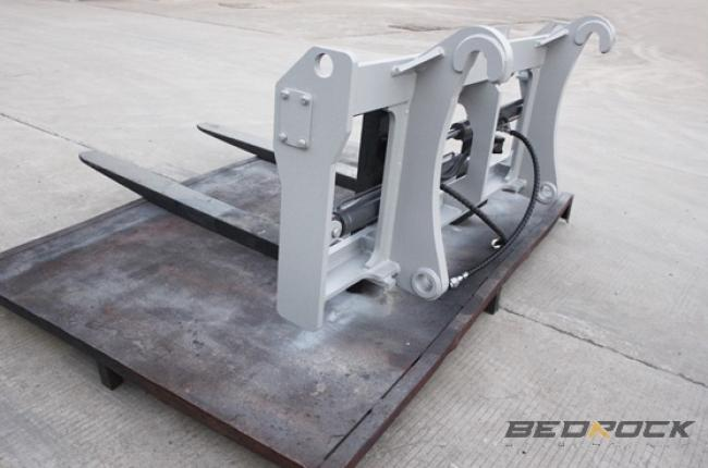 Adjustable Pallet Fork Attachments