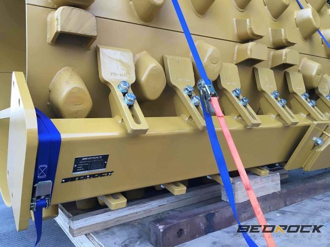Pad Foot Shell Kits fit CAT CS54 CS533E Roller