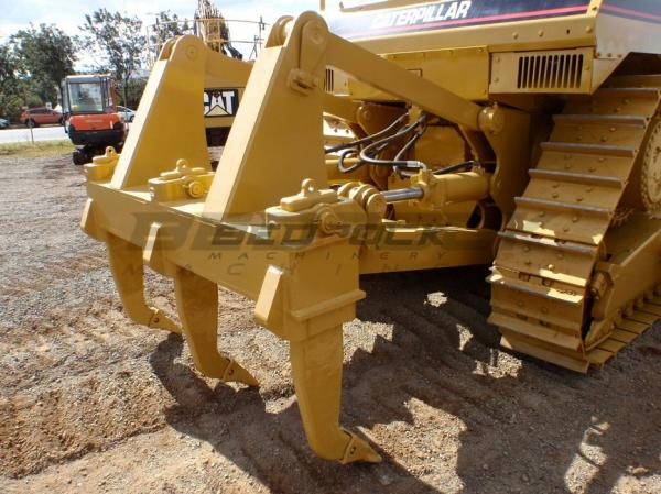 Bedrock 2BBL MS Ripper fits CAT D7R D7H Bulldozer