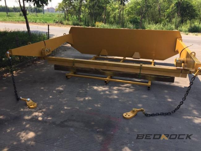 Tailgate 526-7702B fits CAT 745 Articulated Truck