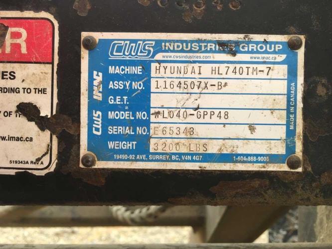CWS WL040GPP48
