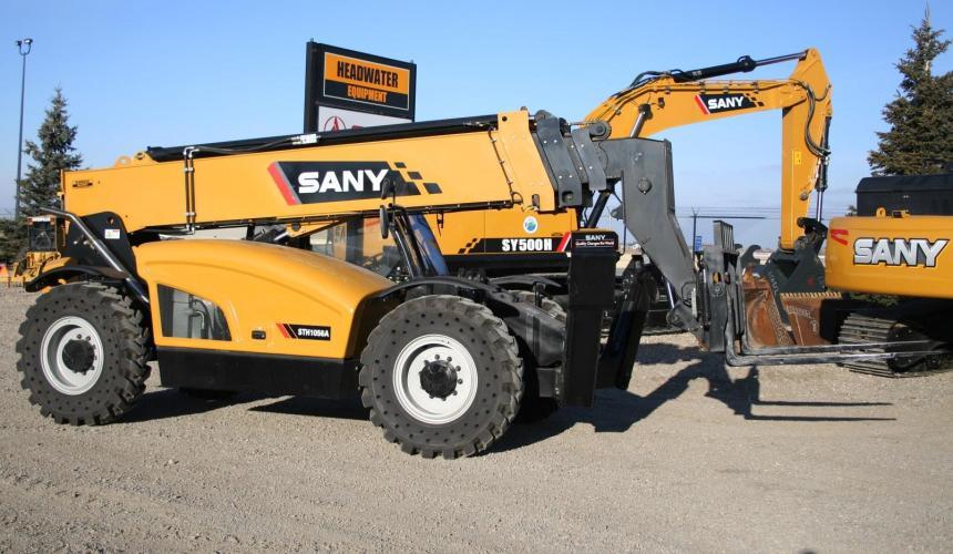 SANY STH1056A