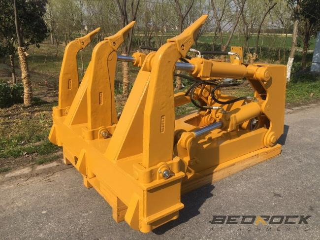 4 BBL MS Ripper fits CAT D7R D7H Bulldozer