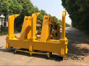 HW Attachments 4 BBL MS Ripper fits Komatsu D85 Bulldozer