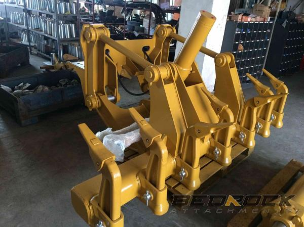 HW Attachments MS Ripper fits CAT 14H 14G Motor Grader