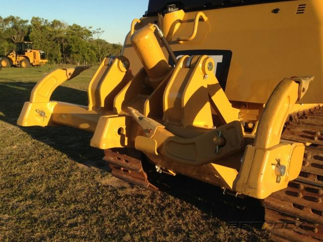 MS Ripper fits CAT D6K Bulldozer