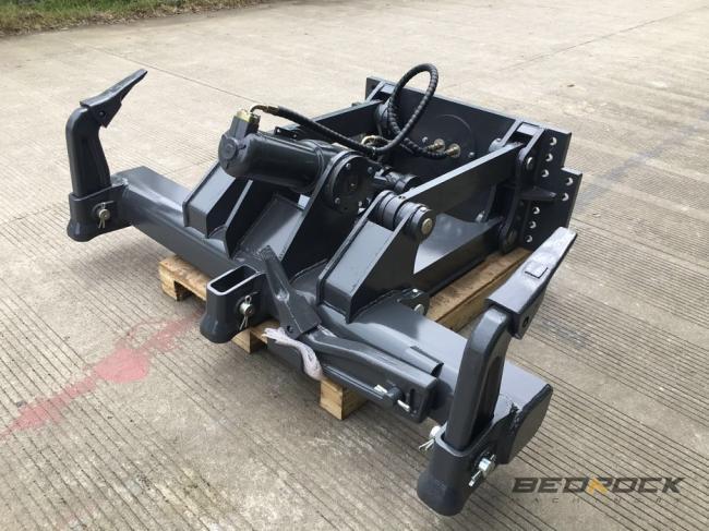 MS Ripper fits CASE 1150 Bulldozer