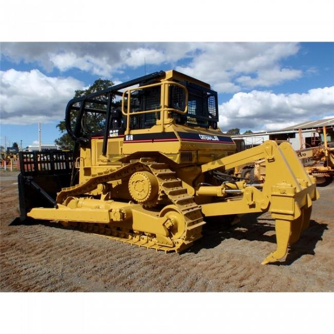 Screens and Sweeps fits CAT D7R Bulldozer