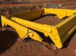 Tailgate fits Volvo A40D Articulated Truck
