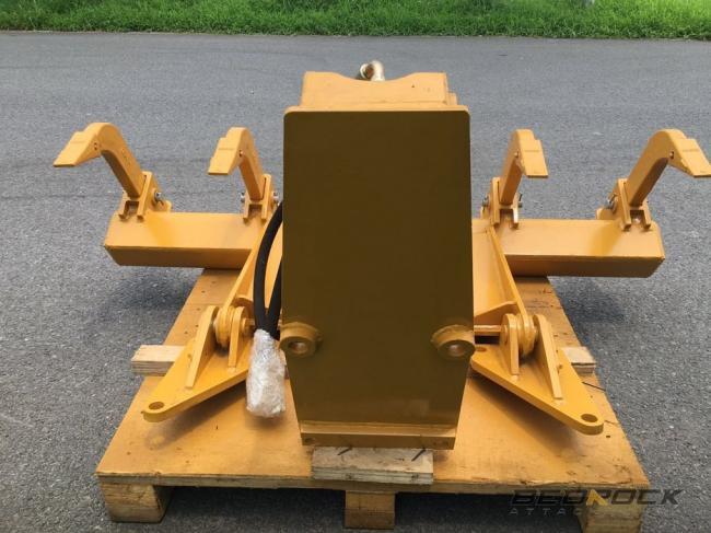 MS Ripper fits CAT 931B 935B/C 939/C Track Loader