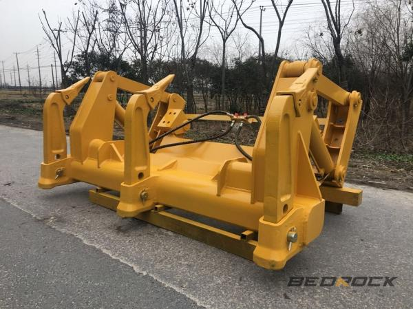 Bedrock 2BBL MS Ripper fits Volvo L150G Wheel Loader