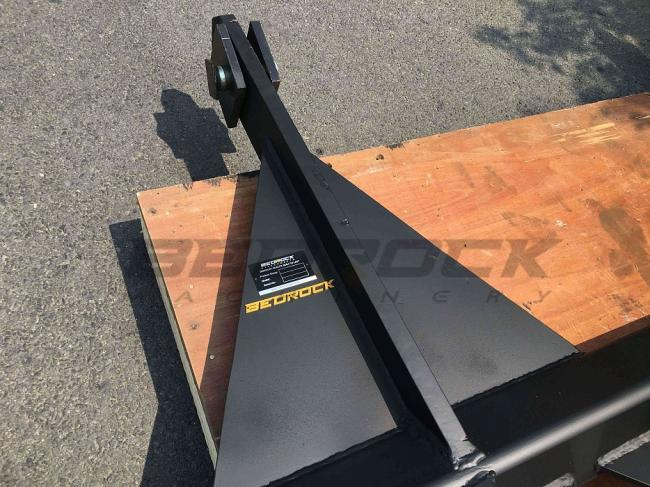 10ft Stickrake fits on Bulldozer