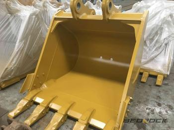 HW Attachments Excavator Buckets fit CAT 323D Excavator