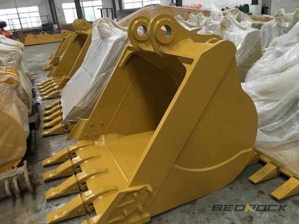 HW Attachments Excavator Buckets fits CAT 325D Excavator