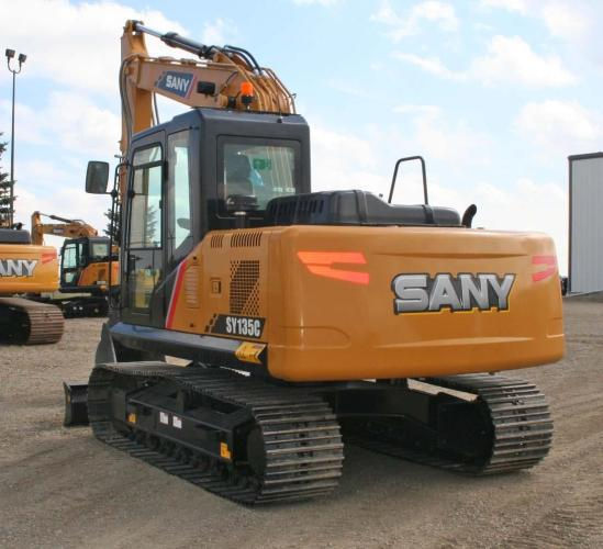 SANY SY135C