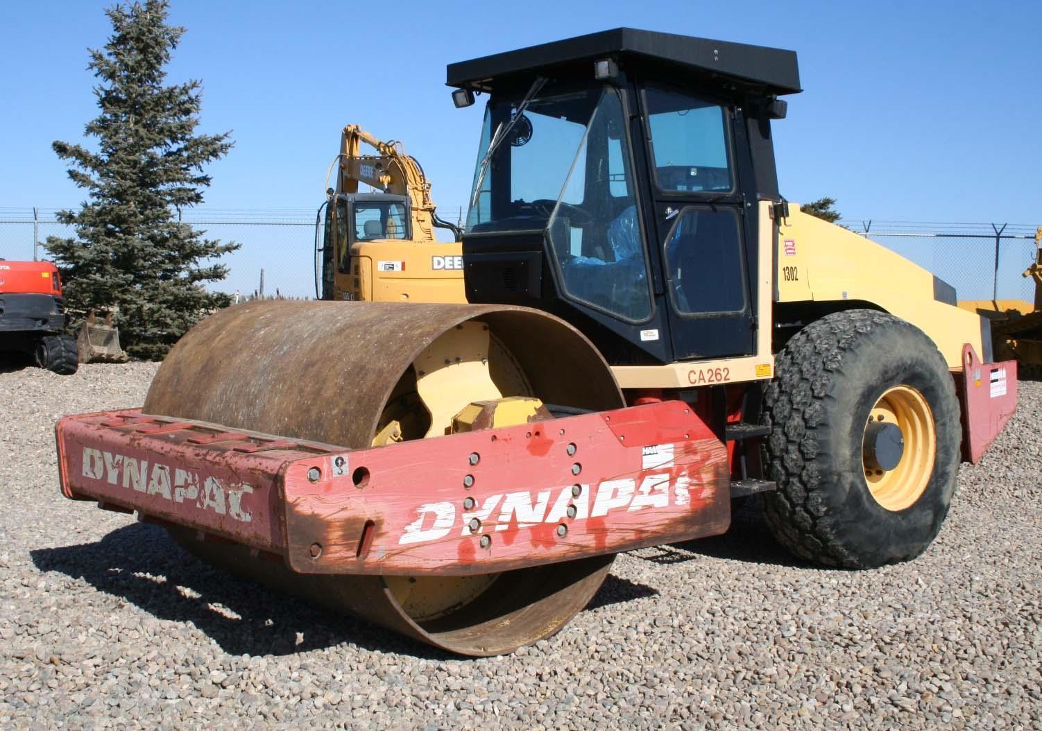 2004 DYNAPAC CA262