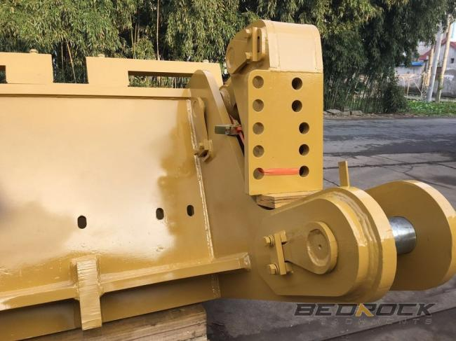 Counterweight 248-6690B fits CAT D10T Bulldozer