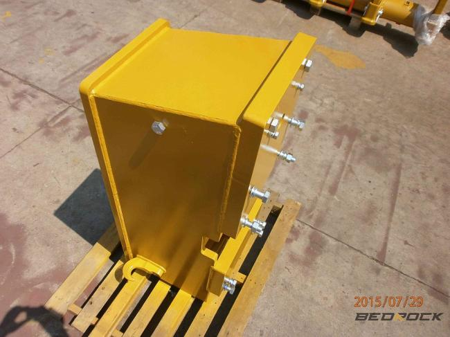 Push Block fits CAT 12M 140M 160M Motor Grader