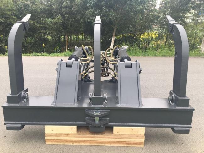 4 BBL MS Ripper fits Case 2050M Bulldozer