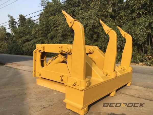 Bedrock 2 BBL MS Ripper fits CAT D7G bulldozer