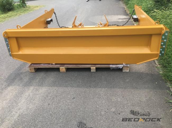 Tailgate 397-2858B fits CAT 725C Articulated Truck