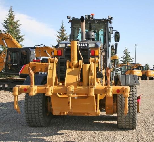 CATERPILLAR 14M VHP PLUS