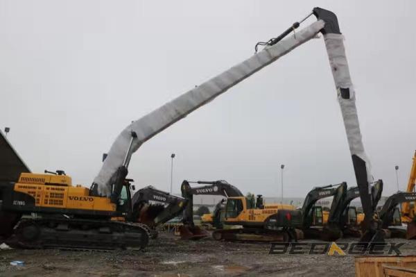 HW Attachments Long Reach fits Volvo EC700 Excavator