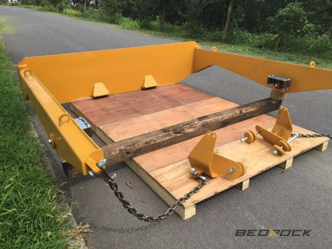 Tailgate 307-6869B fits CAT 725 Articulated Truck