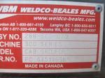WELDCO BEALES MFG 288-505-070