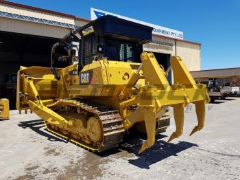 Bedrock 4BBL MS RIPPER FITS CAT D7E BULLDOZER