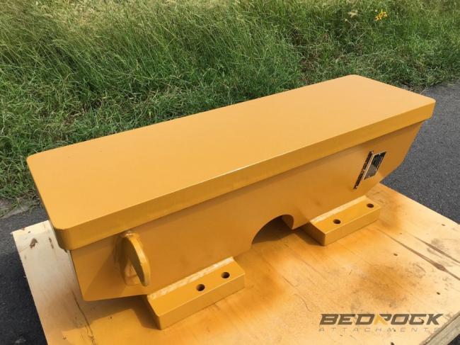 Push Block fits CAT 12G 140G Motor Grader