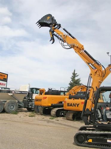 SANY SY80U