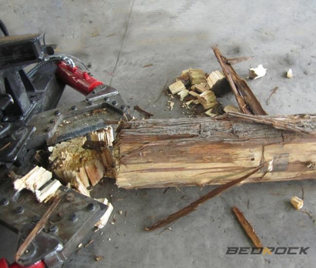 Hydraulic Tree Shear