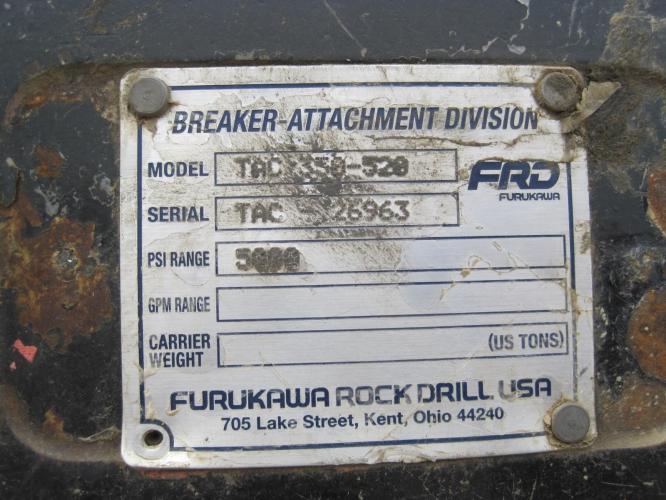 FURUKAWA TAC350-520