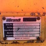 "BRANDT EX0250 250 SERIES 66"" CLEAN UP"