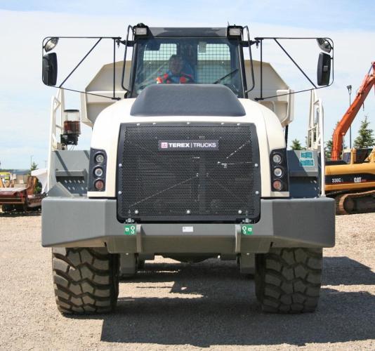 TEREX TA400