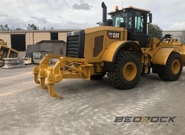 2 BBL MS Ripper fits CAT 950GC Wheel Loader