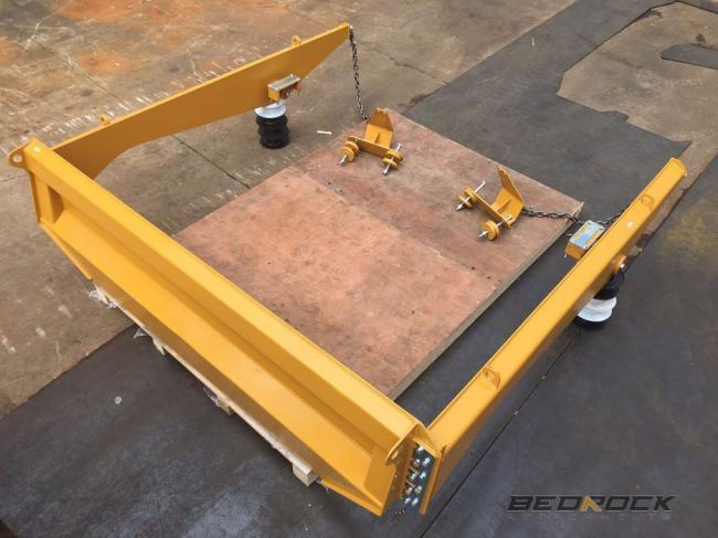 Tailgate 307-1820B fits CAT 730 Articulated Truck