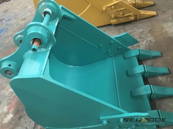 HW Attachments Excavator Buckets fit Kobelco SK250-6