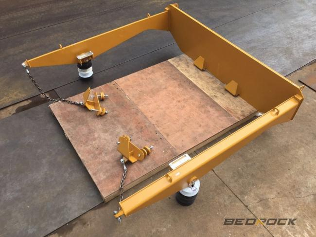 Tailgate 307-1820B fits CAT 730 Articulated Truck