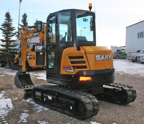 SANY SY50U