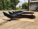 8ft Stickrakes fit on Bulldozer