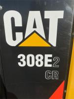 CATERPILLAR 308E2 CR SB