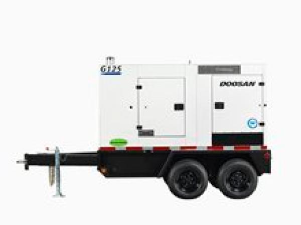 Doosan G125WCU-3A-T4F Generator