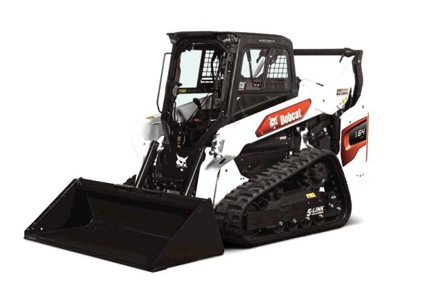 T64 Compact Track Loader