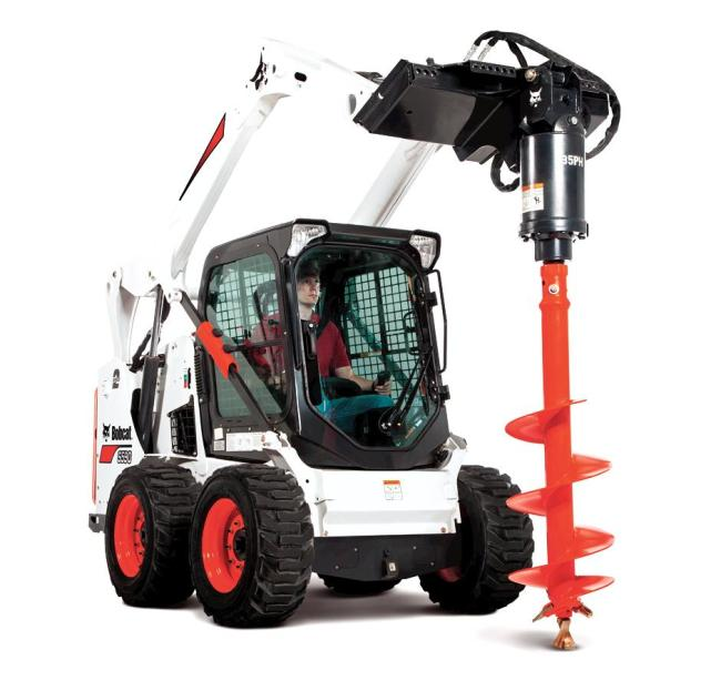 S590 Skid-Steer Loader