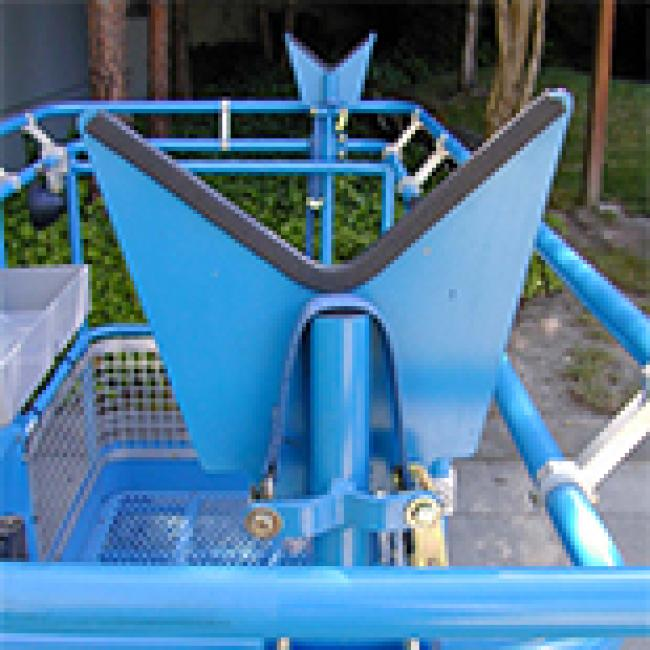 Genie® Pipe Cradle Application Part Number