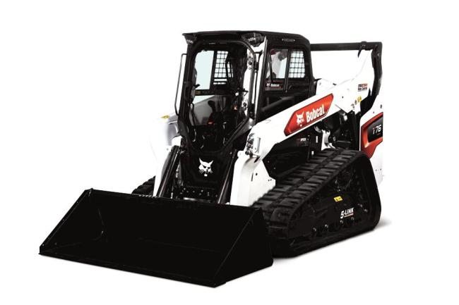 T76 Compact Track Loader